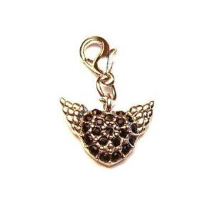 Be Charmed Bedel Hart Vleugels Zwart