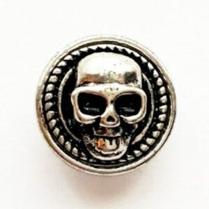 Click Button Skull