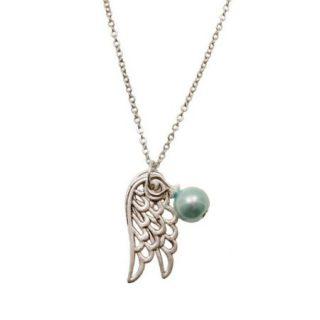 Ketting Angel Wings Mint