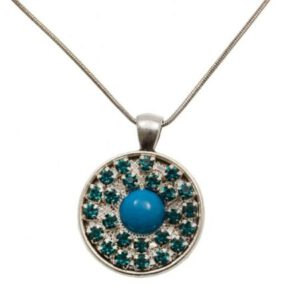 Ketting Sparkle Blue