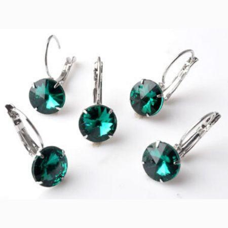 Oorbellen Emerald