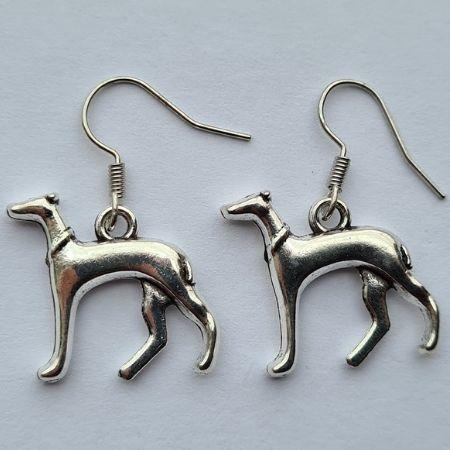 Oorbellen Greyhound Windhond