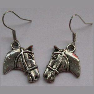 oorbellen Paardenhoofd