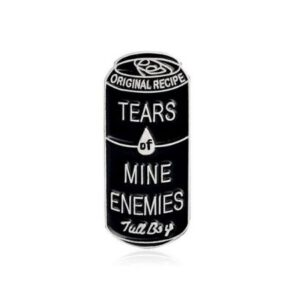 Pin Tears of Mine Enemies