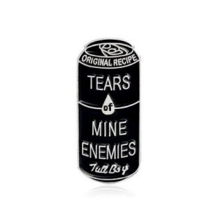 Pin Tears of Mine Enemies