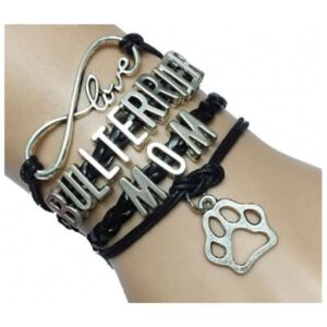 Armband Bullterrier mom